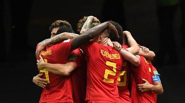 Belgen veroorzaken aardbevinkje na winst op Brazilië
