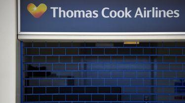 Laatste items Thomas Cook vluchten nu al online te koop