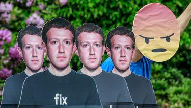 Geen Nederlanders afgeluisterd door Facebook