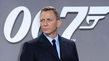 Daniel Craig speelt James Bond