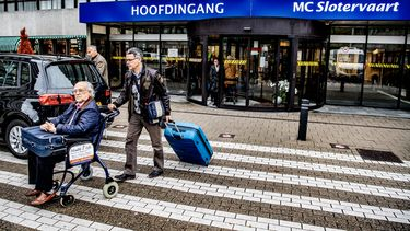Bod gemeente Amsterdam op MC Slotervaart afgewezen