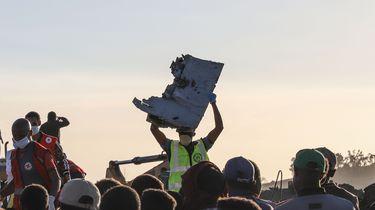 Vliegtuigcrash Ethiopian Airlines