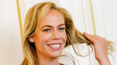 Op deze foto zie je Nicolette Kluijver