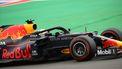 Foto van Verstappen op Spa
