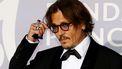 Een foto van Johnny Depp.