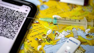 Maderna, vaccinatiebewijs, vaccinatie, vervalst