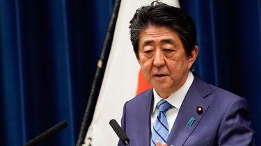 'Japanse premier Abe stelt voor Olympische Spelen uit te stellen'