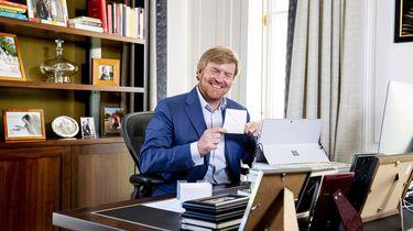Amerikaanse felicitaties voor koning Willem-Alexander