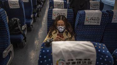 Steeds minder nieuwe coronabesmettingen in China