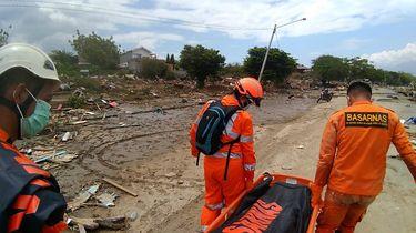 Rode Kruis opent giro voor Sulawesi na tsunami