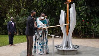 Rwanda herdenkt genocide