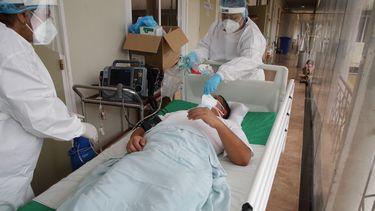 Suriname, vaccins, AstraZeneca, Code Zwart