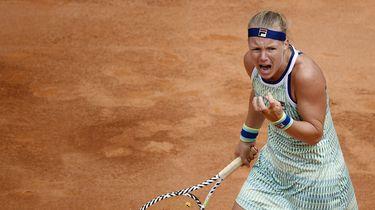 Bertens zonder druk op Grand Slam-jacht