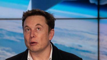Elon Musk, Poetin, clubhouse, starlink, kremlin, afp
