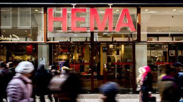 Eis: taakstraffen voor het stel dat HEMA bestal