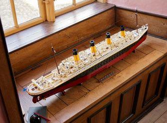 Titanic LEGO 2