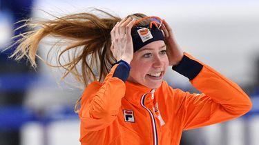 Pyeongchang 2018: Goud Esmee Visser op 5 kilometer