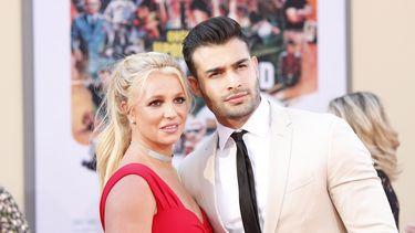 Britney Spears verloofd met Sam Ashgari