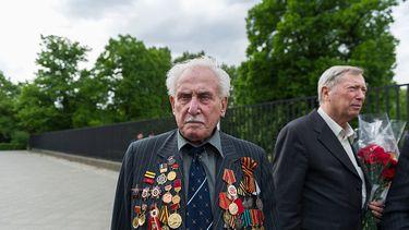 Auschwitz bevrijdde soldaat Tweede Wereldoorlog Sovjet-Unie