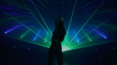 foto van technofeest