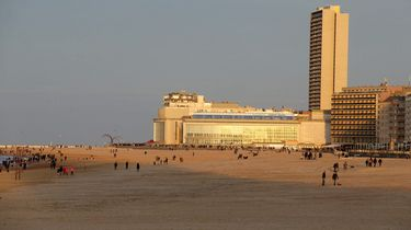 Oostende. Foto:AFP