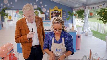 heel holland bakt, elizabeth, winnaar, twitter, andré van duin