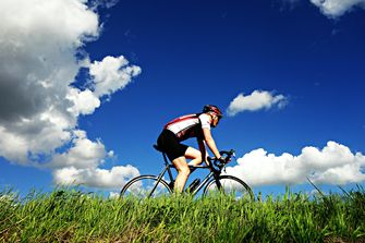 calorieën fietsen afvallen