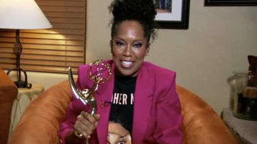 Emmy Awards vanaf de bank in 2020