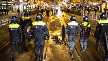 online intimidatie politie agenten geweld