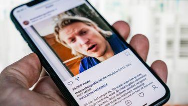 Een foto van Thomas Berge die op Instagram #ikdoenietmeermee had geplaatst