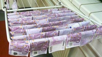 Witwassen 500 euro cash cashlimiet