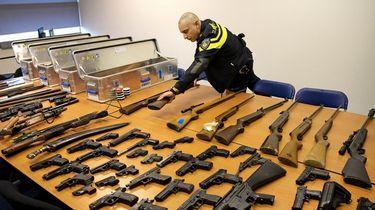 Toch geen landelijke wapen-inleverdag