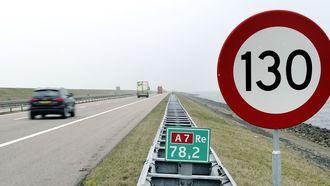 Meerderheid Nederlanders voor verlagen maximumsnelheid snelwegen