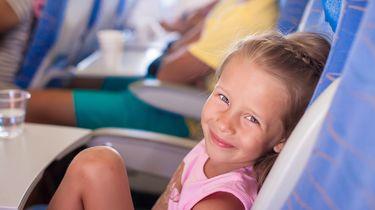 Goed nieuws ouders! Offline kinderfilms in vliegtuig
