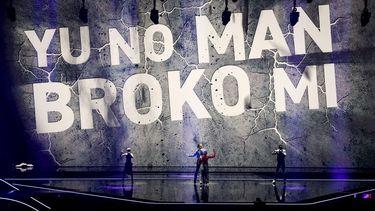 jeangu macrooy, eurovisie songfestival, finale