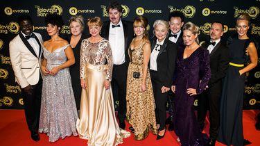 De cast van de Luizenmoeder. Foto: ANP