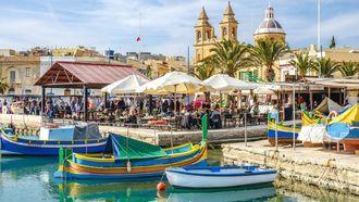 Malta reisadvies code groen reizigers