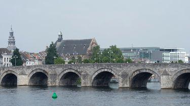 Maastrichtse brug op nieuwe euromunten