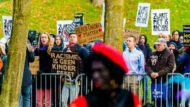 Foto van Zwarte Piet