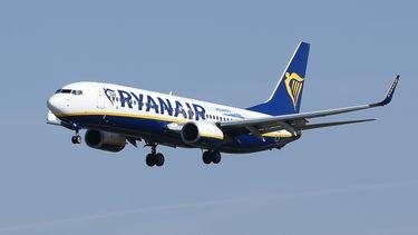 Foto van toestel Ryanair