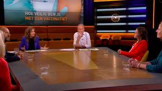 Op1, vaccinatie, besmet, ziekenhuisopnames