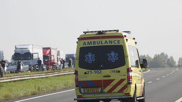 Snelheidsbeperking dreigt ook gevolgen te hebben voor ambulances