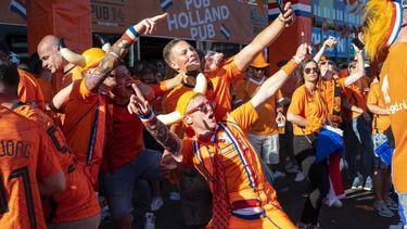Nederlands elftal, Oostenrijk, euro2020