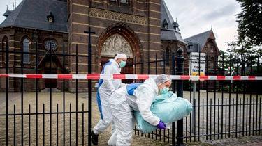 Kerk urenlang afgesloten na loos alarm