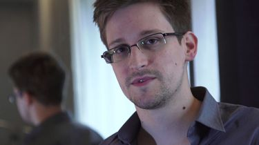Edward Snowden   Credit:Lenn Greenwald / Laura Poitras / The Guardian Handout / EPA
