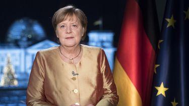 Angela Merkel, bondskanselier van Duitsland.