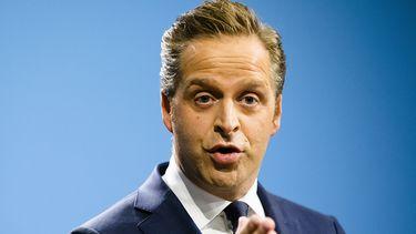 Hugo de Jonge minister kabinet