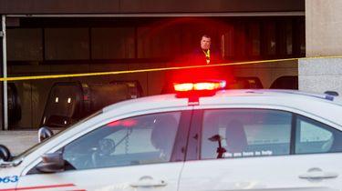 Agent in VS voorkomt bloedbad op middelbare school. / AFP