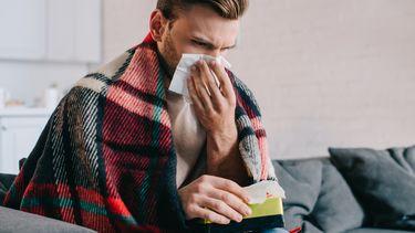 Aantal griepgevallen na vakantie toegenomen