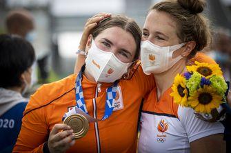 Olympische Spelen BMX Merel Smulders Tokio